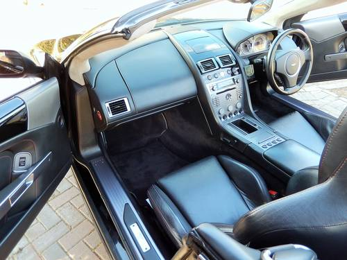 2006 Aston Martin DB9 Volante With Full Aston Main Agent History For Sale (picture 3 of 6)