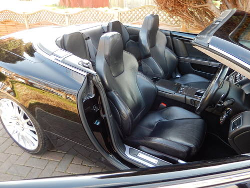 2006 Aston Martin DB9 Volante With Full Aston Main Agent History For Sale (picture 4 of 6)