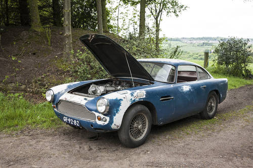 1959 Pre-Production Aston Martin DB4 Series I For Sale (picture 4 of 6)