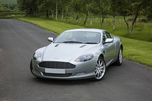 Aston Martin DB9 2005 SOLD (picture 3 of 6)