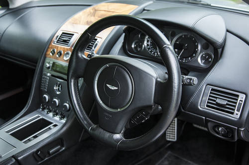 Aston Martin DB9 2005 SOLD (picture 6 of 6)