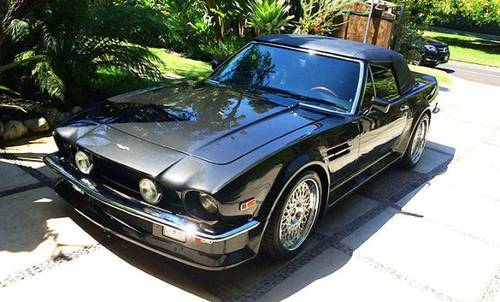 1988 VANTAGE VOLANTE SUPERCHARGED 6.3L 681 BHP 617 lbft DYNO'D For Sale (picture 1 of 6)