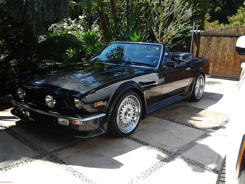 1988 VANTAGE VOLANTE SUPERCHARGED 6.3L 681 BHP 617 lbft DYNO'D For Sale (picture 6 of 6)