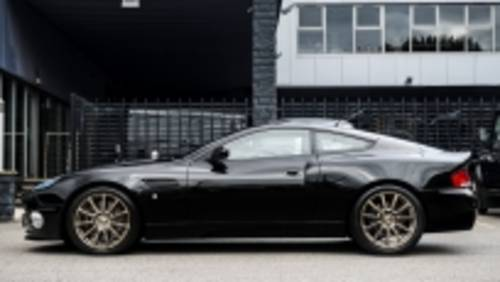 2007 ASTON MARTIN VANQUISH S 2+2 For Sale (picture 1 of 3)