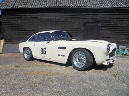 1962 Aston Martin DB4 Lightweight For Sale (picture 1 of 5)