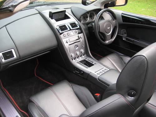 2007 Aston Martin DB9 V12 Volante With Only 17,000 Miles From New For Sale (picture 3 of 6)