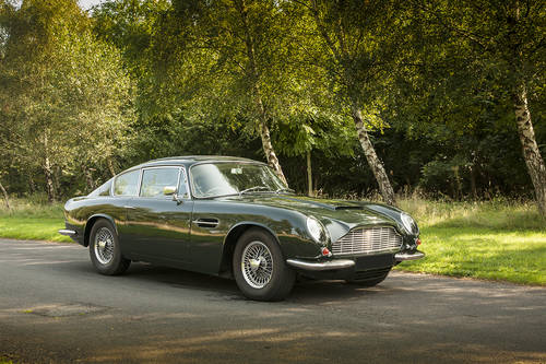 1971 Aston Martin DB6 MKII SOLD (picture 1 of 6)