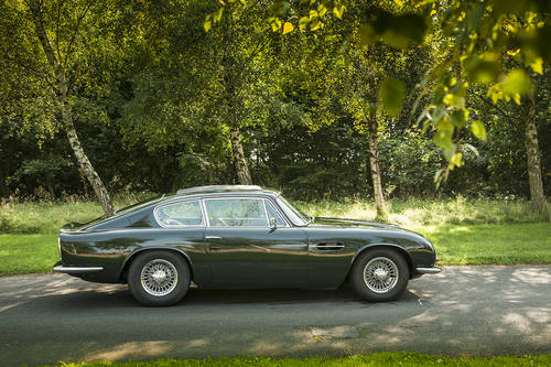 1971 Aston Martin DB6 MKII SOLD (picture 3 of 6)