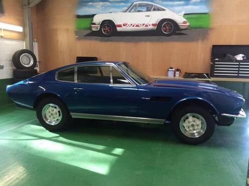 Aston Martin V8 1972 (Auto) For Sale (picture 1 of 6)