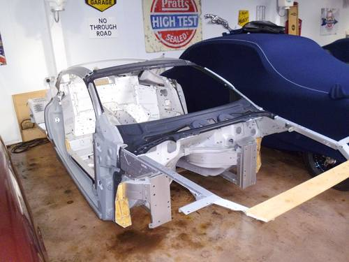 Brand new Aston Martin Vantage Chassis  For Sale (picture 1 of 6)