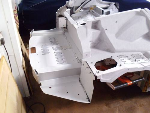 Brand new Aston Martin Vantage Chassis  For Sale (picture 4 of 6)