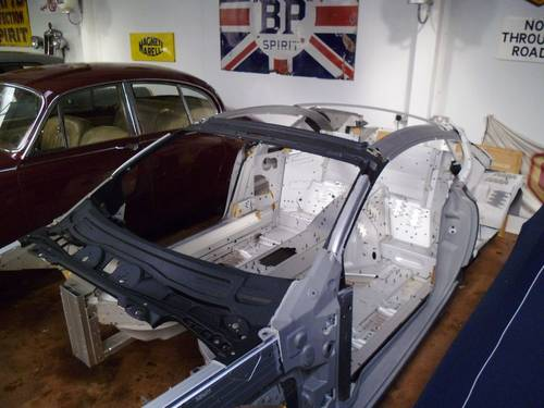 Brand new Aston Martin Vantage Chassis  For Sale (picture 6 of 6)