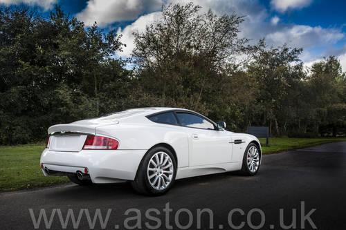 2002 Aston Martin Vanquish SOLD (picture 3 of 6)