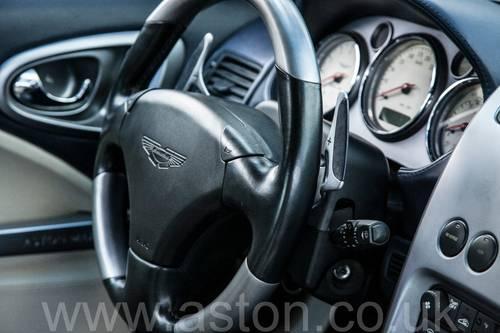 2002 Aston Martin Vanquish SOLD (picture 5 of 6)