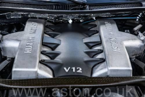 2002 Aston Martin Vanquish SOLD (picture 6 of 6)