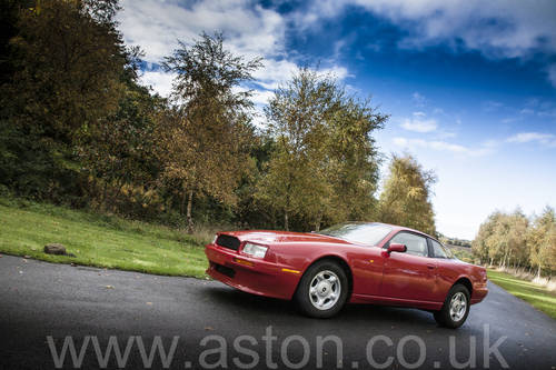 1992 Aston Martin Virage For Sale (picture 1 of 6)