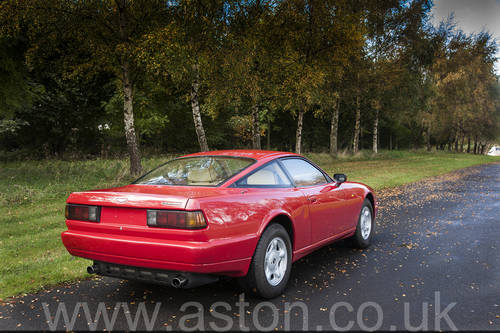 1992 Aston Martin Virage For Sale (picture 2 of 6)