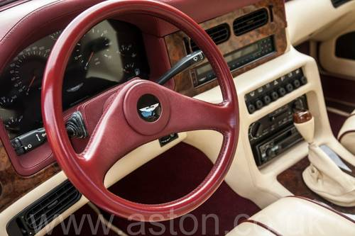 1992 Aston Martin Virage For Sale (picture 5 of 6)