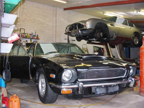 DB4 DB5 DB6 DBS V8 - VARIOUS SERVICES, LHD CONVERSIONS, ETC. For Sale (picture 1 of 6)
