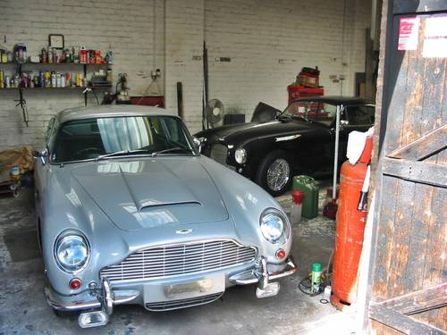 DB4 DB5 DB6 DBS V8 - VARIOUS SERVICES, LHD CONVERSIONS, ETC. For Sale (picture 4 of 6)