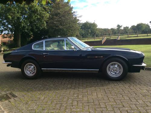 1972 Aston Martin DBS V8 Sports Saloon For Sale (picture 2 of 6)