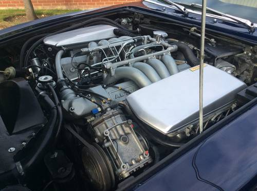 1972 Aston Martin DBS V8 Sports Saloon For Sale (picture 5 of 6)