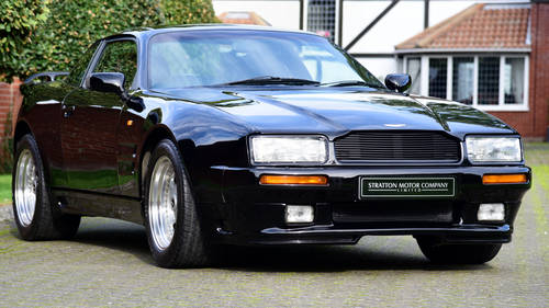 1999 Aston Martin Virage Coupe 6.3 For Sale (picture 1 of 6)