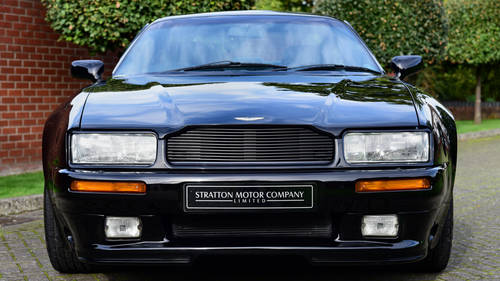 1999 Aston Martin Virage Coupe 6.3 For Sale (picture 2 of 6)