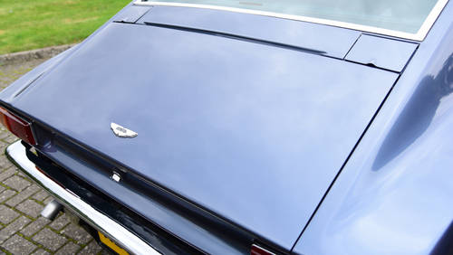 1975 Aston Martin V8 Saloon SOLD (picture 3 of 6)