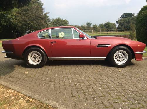 1981 Aston Martin V8 Saloon For Sale (picture 2 of 6)