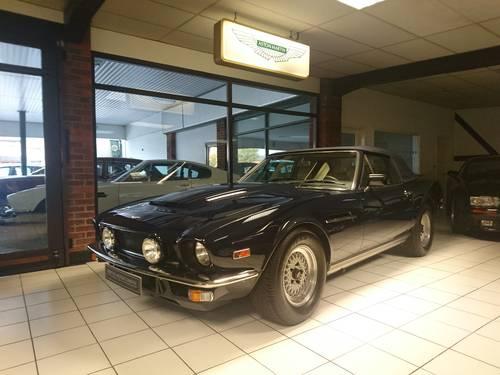 Aston Martin Volante V8 LHD For Sale (picture 1 of 1)