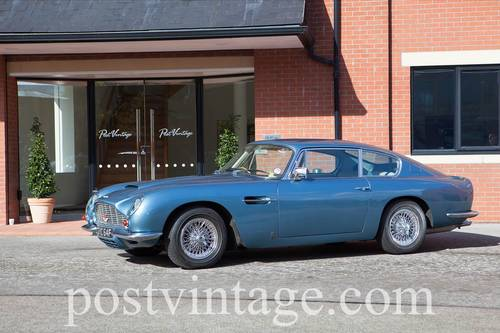 1968 Aston Martin DB6 Saloon For Sale  For Sale (picture 1 of 4)