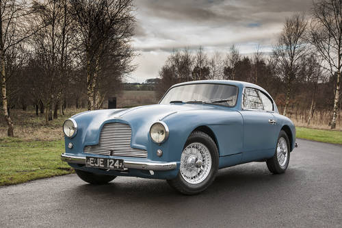 1955 Aston Martin DB2/4 MKI SOLD (picture 2 of 6)
