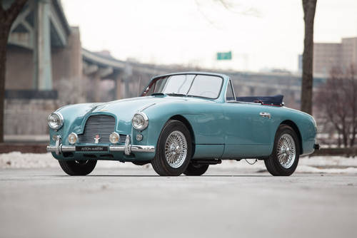 1955 Aston Martin DB2/4 LHD Drophead  For Sale (picture 1 of 5)