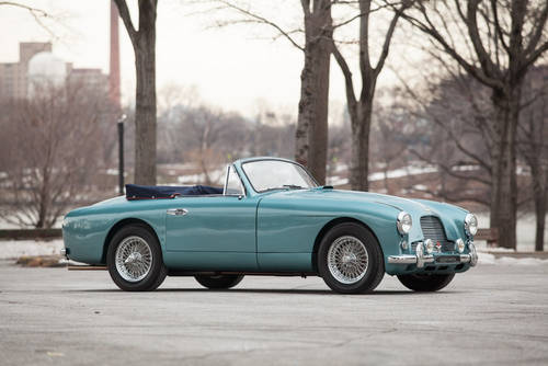 1955 Aston Martin DB2/4 LHD Drophead  For Sale (picture 2 of 5)