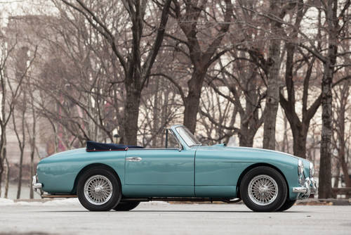 1955 Aston Martin DB2/4 LHD Drophead  For Sale (picture 3 of 5)