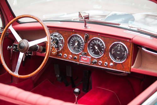 1955 Aston Martin DB2/4 LHD Drophead  For Sale (picture 4 of 5)