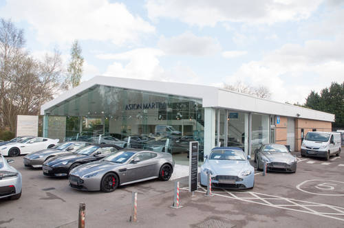 We Want Your Aston Martin - All Models and Years Wanted Wanted (picture 1 of 3)