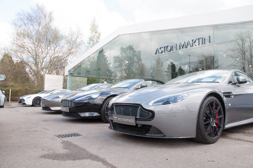We Want Your Aston Martin - All Models and Years Wanted Wanted (picture 2 of 3)