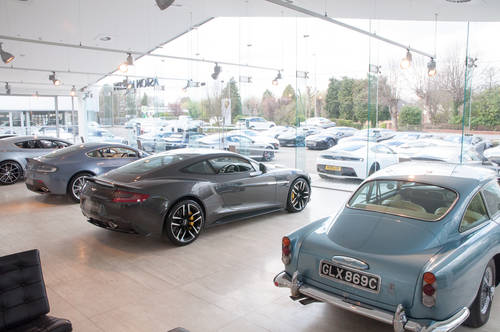 We Want Your Aston Martin - All Models and Years Wanted Wanted (picture 3 of 3)