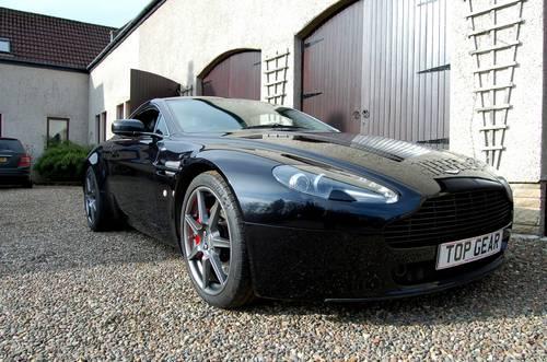 2007 Aston Martin V8 Vantage SOLD (picture 2 of 6)