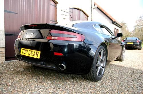 2007 Aston Martin V8 Vantage SOLD (picture 5 of 6)