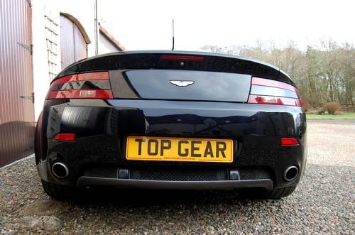 2007 Aston Martin V8 Vantage SOLD (picture 6 of 6)