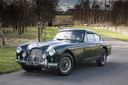 1956 Aston Martin DB2/4 MKII Project Car SOLD (picture 1 of 6)