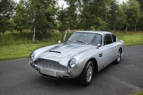 1967 Aston Martin DB6 MKI SOLD (picture 1 of 6)
