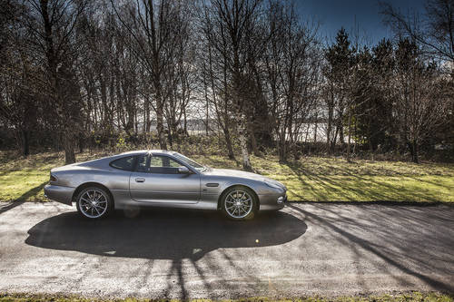 2001 DB7 V12 Vantage For Sale (picture 2 of 6)