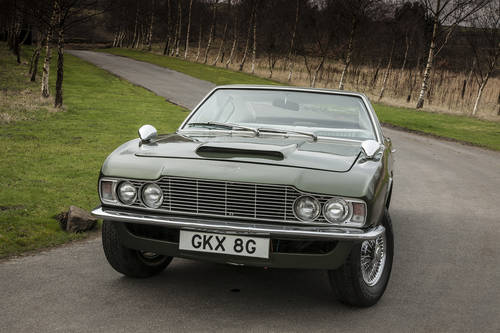 1969 Aston Martin DBS 6 For Sale (picture 2 of 6)
