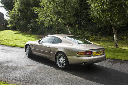 1996 Aston Martin DB7 i6 Coupe SOLD (picture 2 of 6)