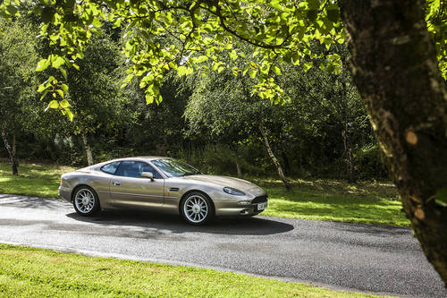 1996 Aston Martin DB7 i6 Coupe SOLD (picture 3 of 6)