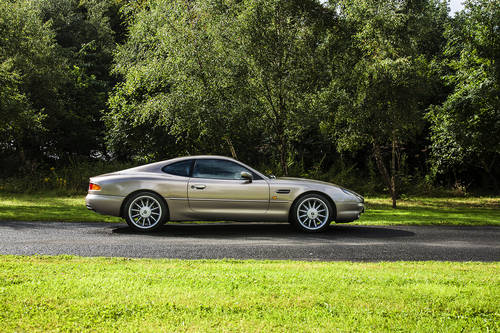 1996 Aston Martin DB7 i6 Coupe SOLD (picture 4 of 6)